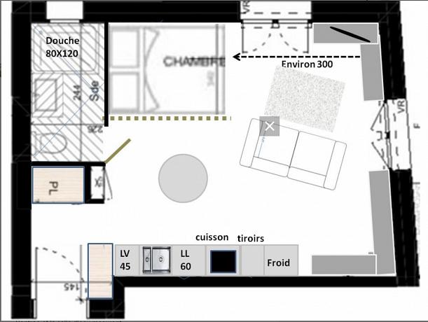 modification plan appartement vefa