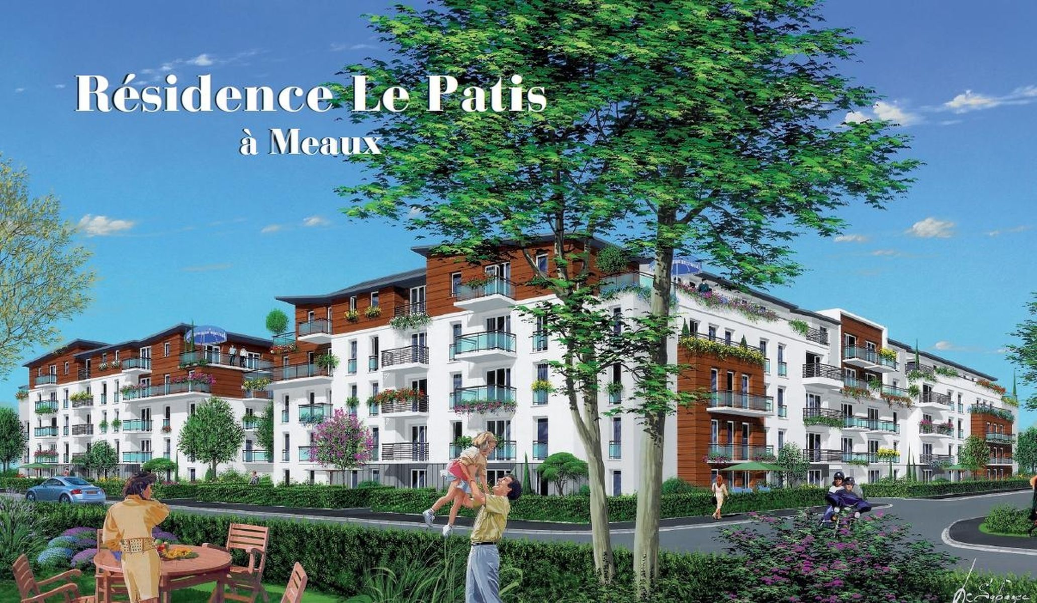 RESIDENCE LE PATIS