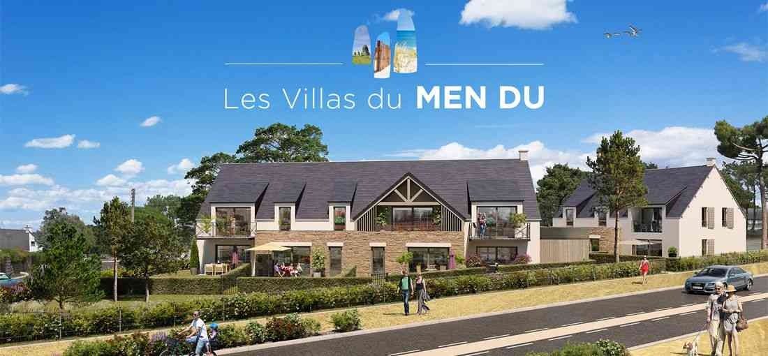 LES VILLAS DU MEN DU